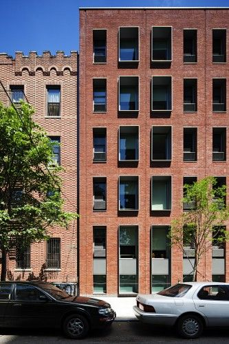 The Hegeman / Cook+Fox Architects