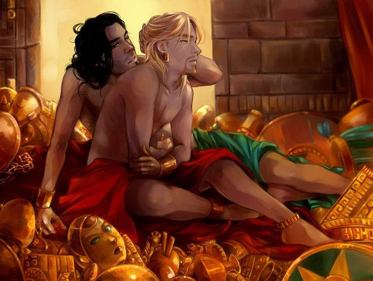 The road to El Dorado by Bisho-s on deviantART