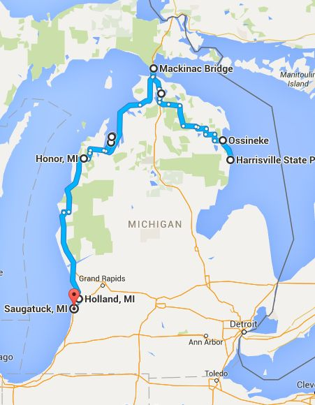 Want to take a Pure Michigan road trip? Learn from the best and get a sneak peak at the second installment of one of our newest videos!