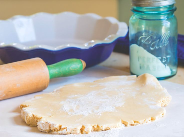 Holy Grail Status: Perfect Paleo Pie Crust Recipe Flaky pie crust that doesn't miss the gluten