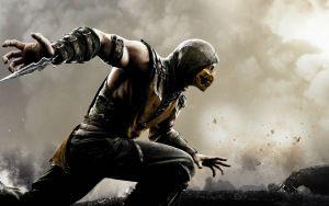 Preview wallpaper scorpion, mortal kombat, splinters