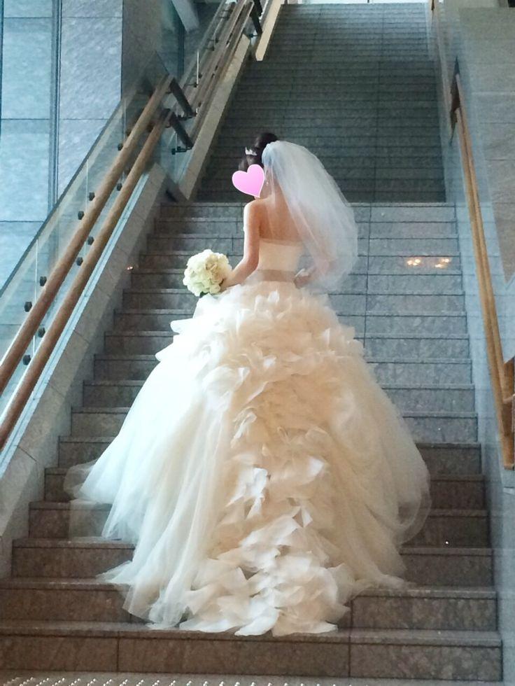 "Vera Wang ""Hayley""お譲り |パレスホテル東京 披露宴へのみちのり…"