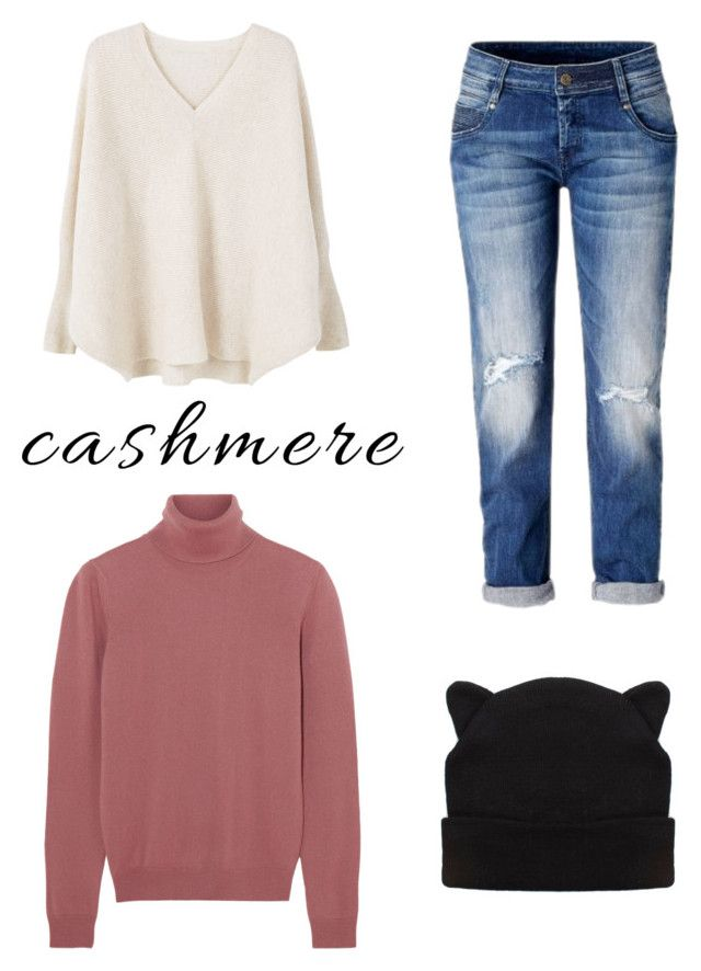"""Cashmere"" by malin1234 on Polyvore featuring MANGO and Bottega Veneta"