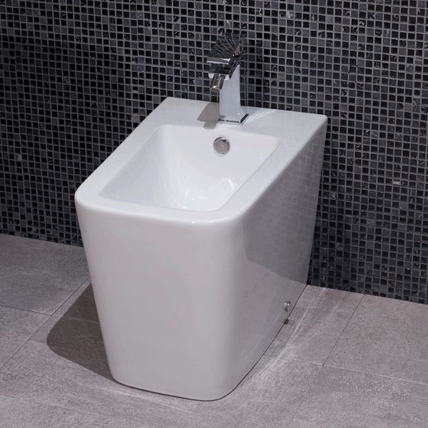 A Fantastically Designed Bidet Which Combines A Square Design With Gentle  Curved Edges. Additional Unique Products Available In The Rest Of The Bali  Range.
