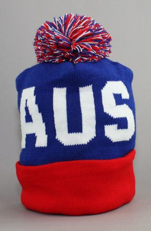 The Australia Beanie by Fully Laced x Adapt, $34.00
