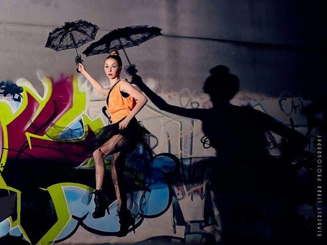 Grunge Mary Poppins