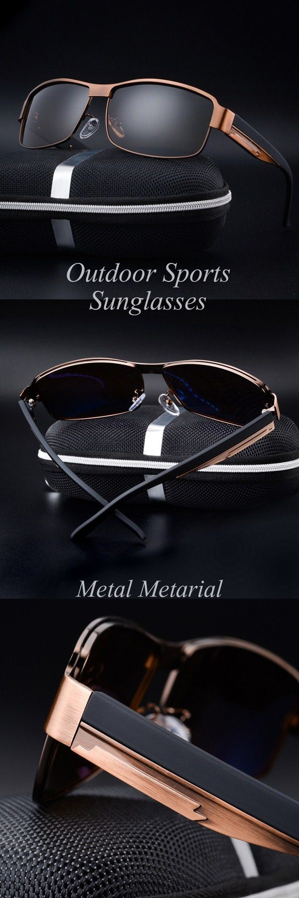 US$11.59+Free shipping. Men's fashion and style, men's fashion summer, designer and vintage sunglasses, eye glasses, designer prescription glasses. Love outdoor activity and prefer this sunglasses. FrameColor: Black, Gold, Sliver, Gun, Brown.