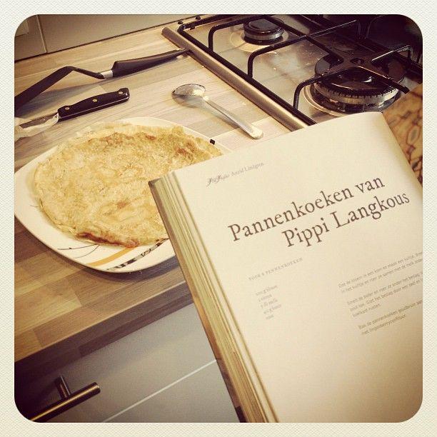 Pannenkoeken van Pipi Langkous