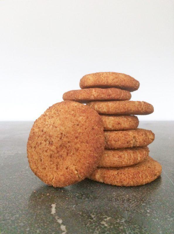 Vegan pindakaaskoekjes die moet je proberen! - FOLLOWFITGIRLS