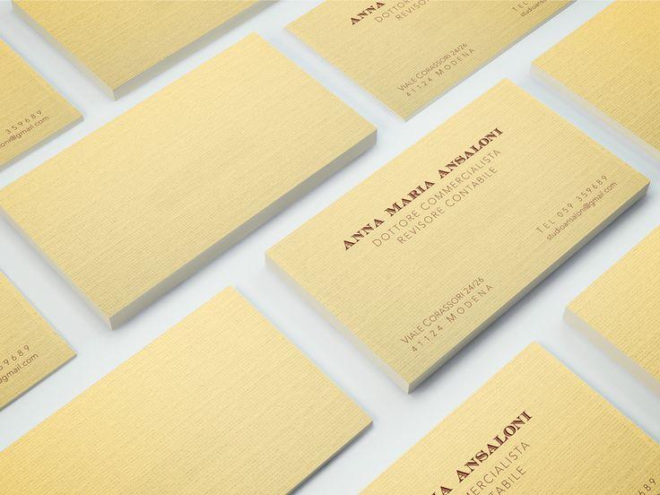 Progettazione e realizzazione dell'immagine coordinata, logo, carta intestata e buste da lettere.