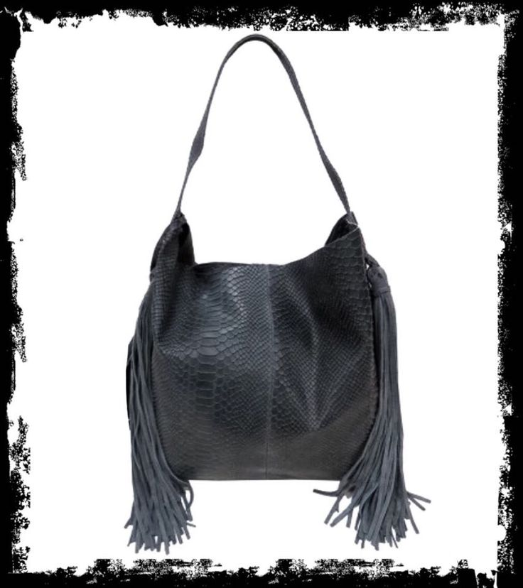 A new week begins .... Add Some Fringe to your life with this Real Leather French Fringe bag!!!!!!! We immediately fell in love with this bag, didn't you? Come and check out the other colours too!!  Style tip: Fringe is back in small, medium, and large ways. Make your fringe statement today. Join a world of ‪#‎uniqueness‬ ‪#‎aesthetics‬ & ‪#‎style‬ ‪#‎braccialetticoncepts‬ ‪#‎fringe‬ ‪#‎bag‬ ‪#‎realleather‬ ‪#‎shopping‬ ‪#‎xmas‬