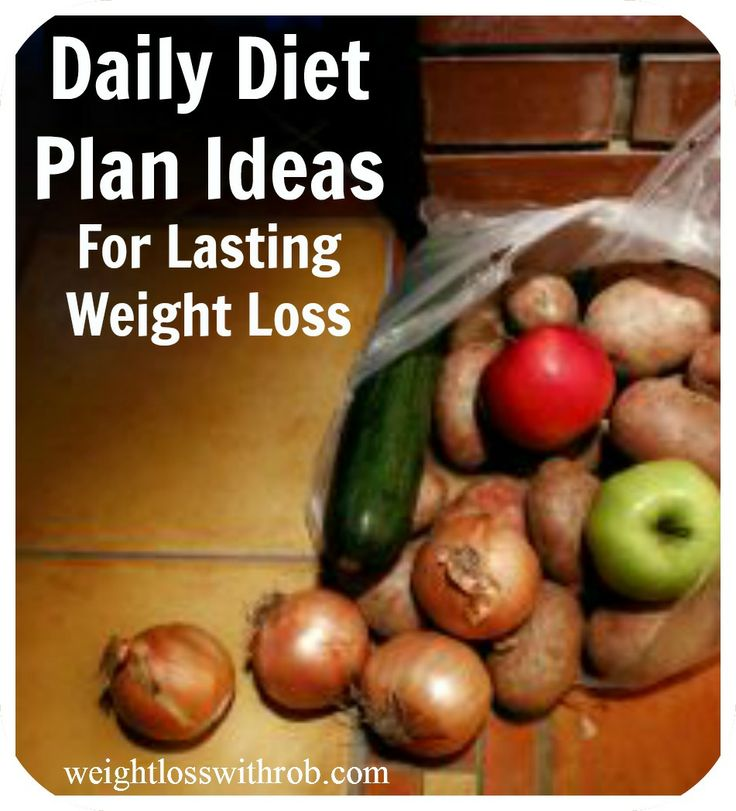 how to create your own diet