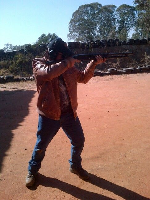 Fire arm competence for anti poaching