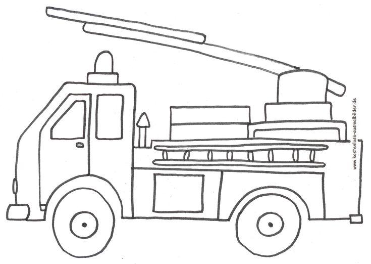 Laubsaege Laster Vorlage Drucken Basteln 2134x1012