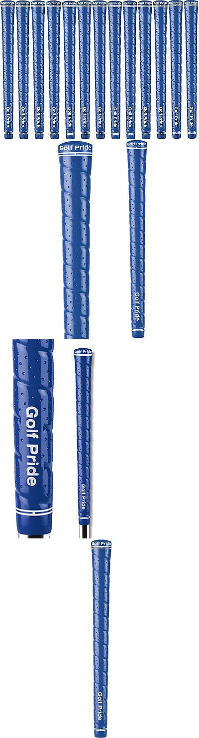 Golf Club Grips 47324: Authentic 13 Golf Pride Tour Wrap 2G Blue Standard Golf Grips Free Shipping! -> BUY IT NOW ONLY: $59.99 on eBay!