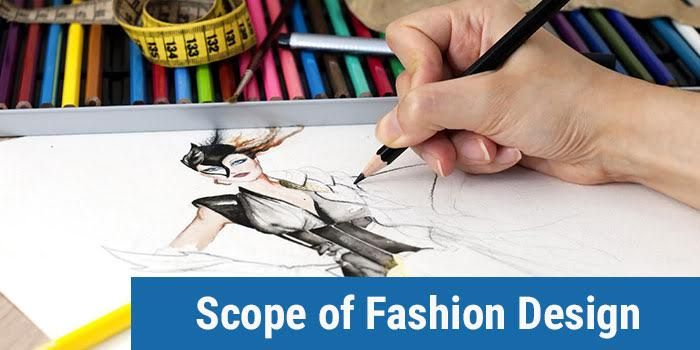 Career Scope In Fashion And Dress Designing Courses Design Professional Fashion Fashion