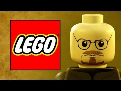 """If """"Breaking Bad"""" Were A Lego Video Game"""