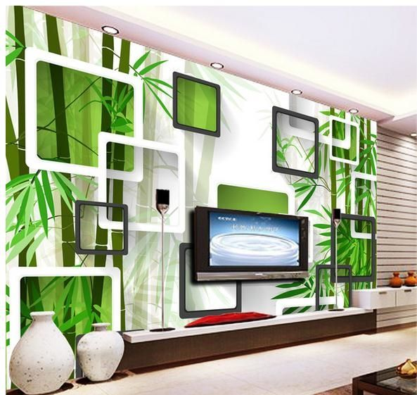 25 best ideas about bamboo wallpaper on pinterest baby for Bamboo mural wallpaper
