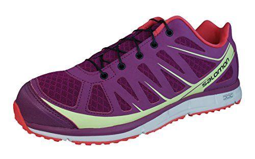 Salomon Kalalau Womens Hiking  Walking Sneakers  ShoesPurple5 >>> Be sure to check out this awesome product.(This is an Amazon affiliate link)