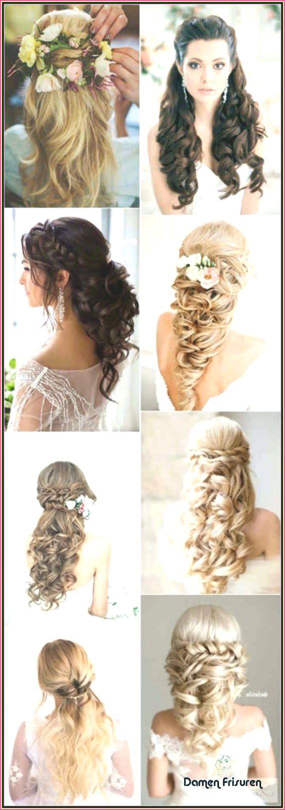Konfirmation Frisuren Hochgesteckt Frisuren Halboffen Locken Festliche Frisuren Lange Haare Locken Frisuren Halboffen