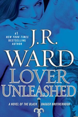Lover Unleashed (Black Dagger Brotherhood #9) by J.R. Ward.  Need I say more??  EXCELLENT series.
