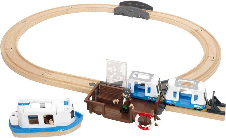 brio togbane med færge 380 kr