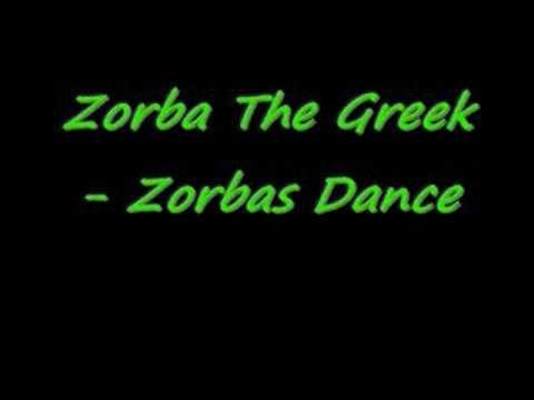 Zorba The Greek - Zorbas Dance