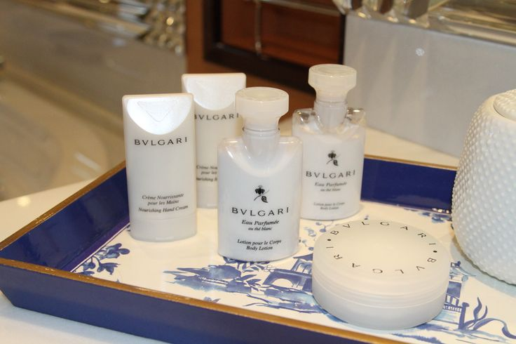 White Tea Collection By Bvlgari on MY Force Blue