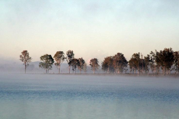 Atkinson-Dam early morning 1