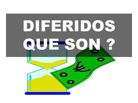 En este video de hoy explico todo lo relacionado con los Diferidos Qué son y cuáles son? y ejemplo de la amortización de ACTIVOS DIFERIDOS.Sourced through Scoop.it from: www.yo...
