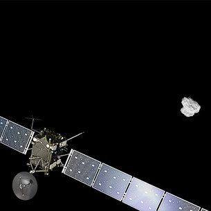 Rosetta is set to complete its mission in a controlled descent to the surface of its comet on 30 September.