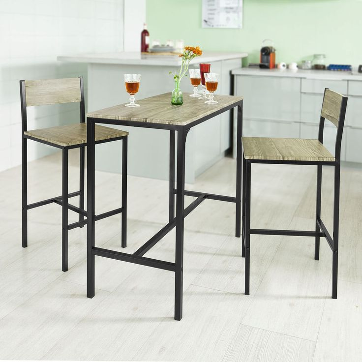 Bistro Breakfast Table Part - 42: 36 Best Breakfast Nook - Bistro/Pub Tables U0026 Chairs Images On Pinterest |  Pub Tables, 3 Piece Dining Set And Dining Sets