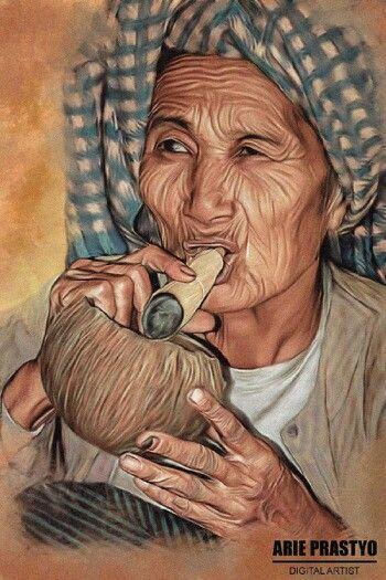 Grandma..