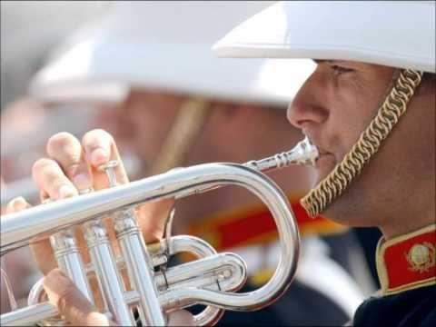 Royal Marines Band - Ashokan Farewell - YouTube