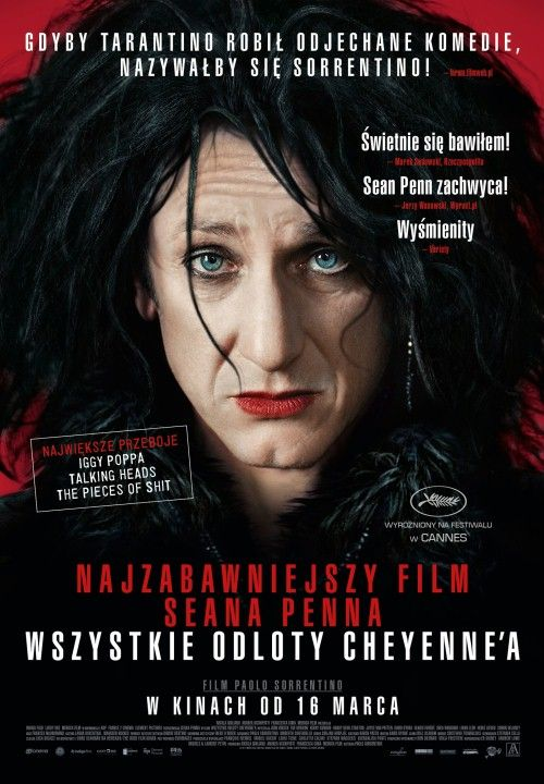 Wszystkie odloty Cheyenne'a / This Must Be the Place