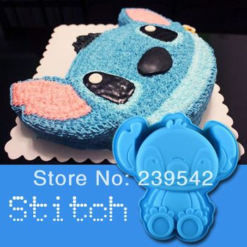 stitch cake - Google Search