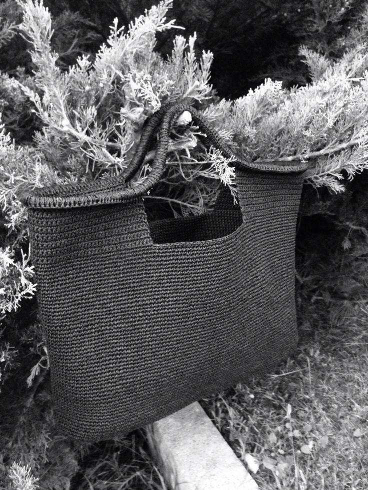 Handmade raffiabag Elyapımı hasır plaj çantası instagram➡️erekecrafts erekecrafts@gmail.com