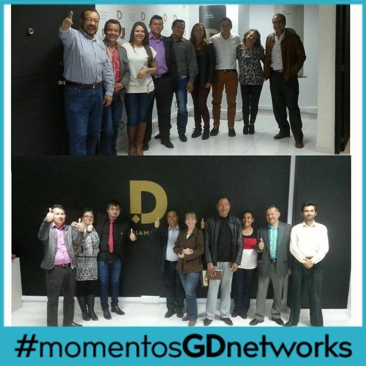 GD networks, un equipo en el que paso a paso hemos ido creciendo. Y seguimos trabajando para llegar a ser de Colombia para el mundo.  #momentosGDnetworks #deColombiaparaelmundo #GDnetworks #GDInternational http://www.gdnetworks.co/ http://www.gdinternational.co/ Facebook: https://www.facebook.com/gdnetworks/ Instagram: https://www.instagram.com/gdnetworks/ Pinterest: https://www.pinterest.com/gdint/gd-networks/