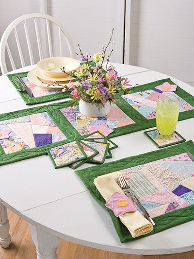 68 best images about quilt kitchen pattern downloads on for Kitchen quilting ideas