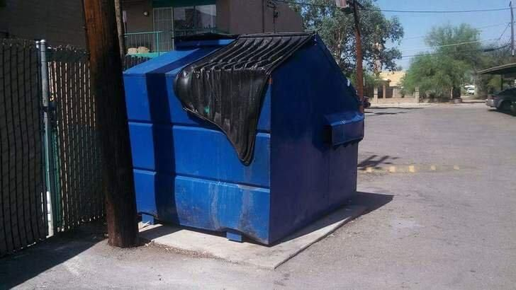 The Persistence of Garbage