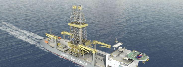 El buque con el que la compañía tiene previsto realizar las prospecciones en Canarias tuvo que abandonar apresuradamente las operaciones en la boca del pozo