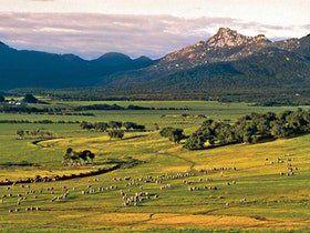 Whitemark, Flinders Island, Tasmania