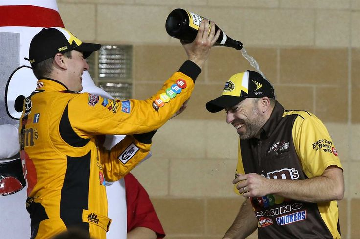 "2016 Season Review: Kyle Busch  By RJ Kraft | Monday, December 26, 2016  -    There aren't too many tracks that can say they have gotten the best of Kyle Busch and up until 2016, Kansas was one of those venues. That changed in May when ""Rowdy"" scored his first premier series win there -- leading 69 laps -- including the final 37 for the victory. Pocono and Charlotte ... Read More  -    Photo Credit: Getty Images"
