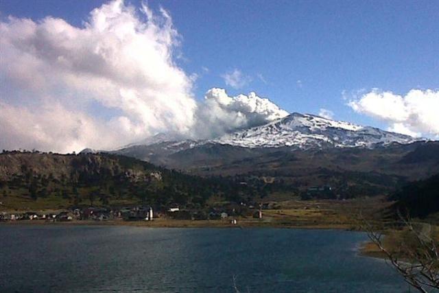 El gobernador de Neuquén, Jorge Sapag, declaró el alerta máxima por la actividad del Volcán Copahue.Desde Radio Municipal Loncophué, Walter San Matín da un panorama de la situación.