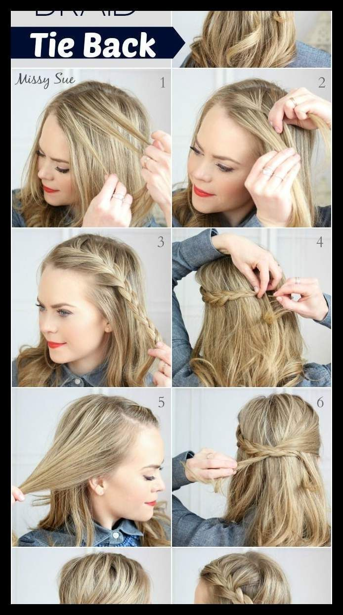 How To Make Wedding Hairstyles For Long Hair