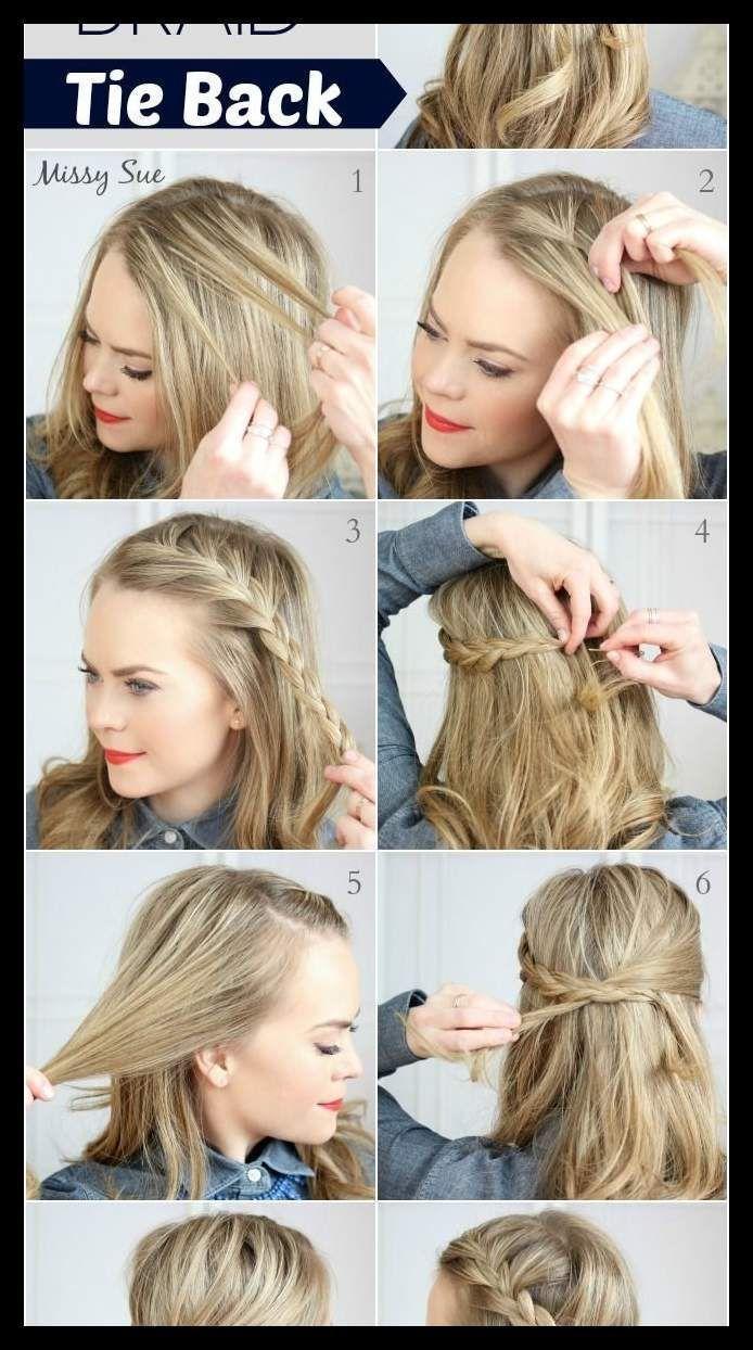 Super Easy Diy Wedding Hairstyles Best Bridal At Home Hairstyle Womanadvise Womanadvise Com Hair Styles Easy Hairstyles Diy Hairstyles