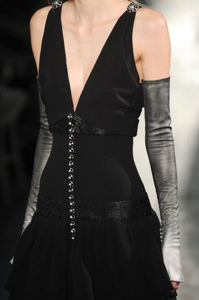 Chanel Fall 2012Evening Dresses, Chanel Couture, Black Dresses, Chanel Details, 2012 Details, Chanel Fall, Couture Fall, Chanel Haute, Style Fashion