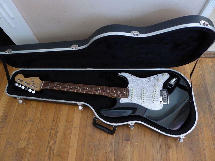 Fender Stratocaster American Standard Electric Guitar 1998 w/ 65 Fender Pickups