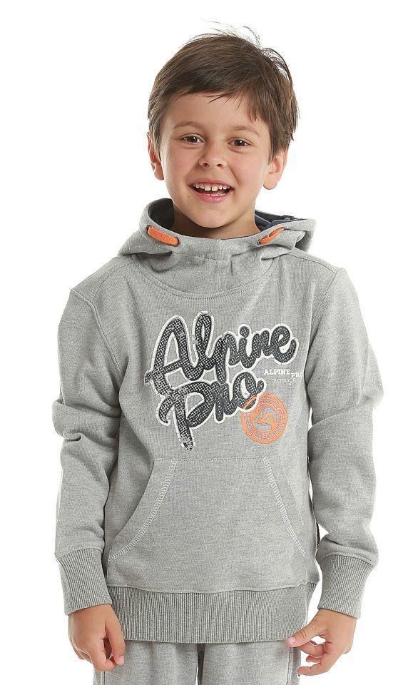 Dětská mikina ALPINE PRO - HALTO | Freeport Fashion Outlet