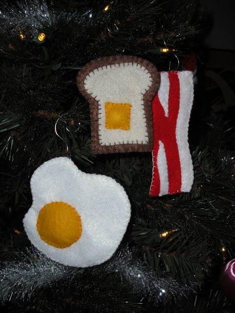 1000 Images About Crafted Christmas Ornaments On